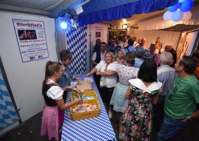 Feiern wie die Bayern
