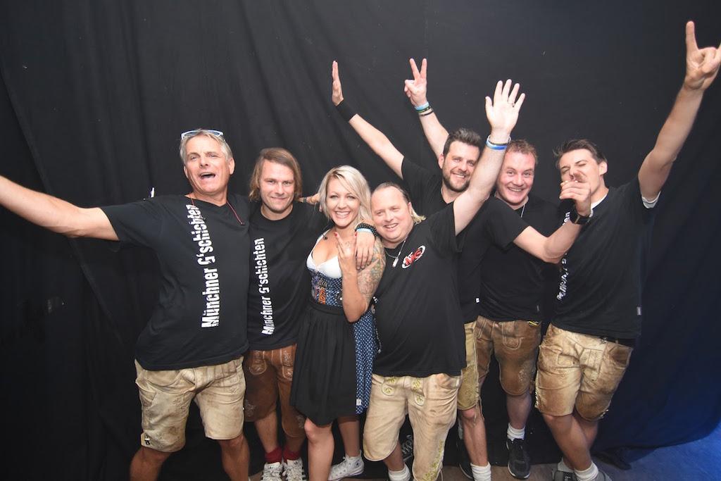 Wir freuen uns auf die Münchner G'schichten